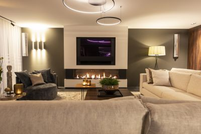 A modern fireplace in your interior? Discover the possibilities!