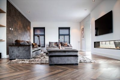 5 stunning examples of design fireplaces!