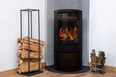 New: freestanding electric heater!