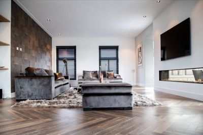 3 IDEAS FOR A SEE-THROUGH FIREPLACE IN YOUR INTERIOR