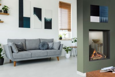 THIS IS HOW WE MAKE IT POSSIBLE TO INSTALL A GAS FIREPLACE (ALMOST) ANYWHERE!