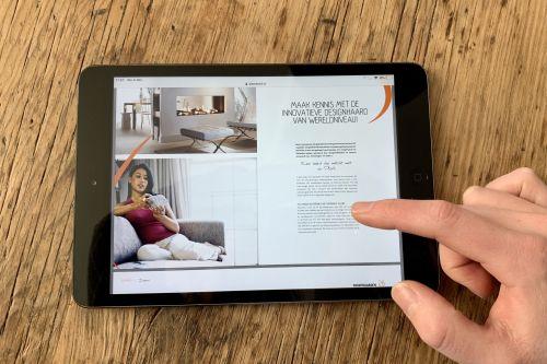 Ontdek de nieuwe digitale brochure van onze gashaard-collectie!
