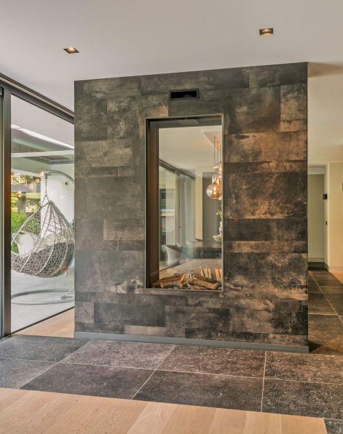 Een moderne haard in uw interieur? Check deze gave voorbeelden!