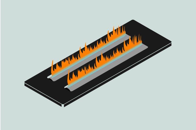 Double burner